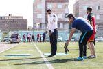 کلیپ تست ورزشی و آمادگی جسمانی آتش نشانی شهرداری رباط کریم